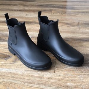 Hunter Refined Slim Fit Chelsea Boot